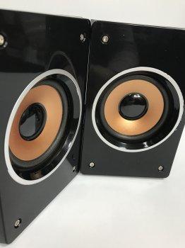 Колонки с регулятором громкости и отличным качеством звука JNS 45 Черный