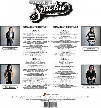 Виниловая пластинка Smokie - Greatest Hits Vol.1 and Vol.2