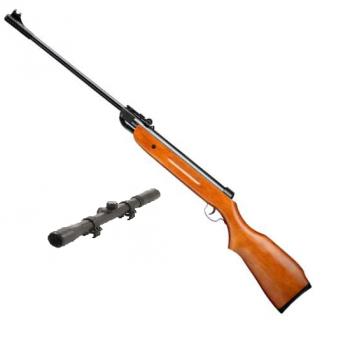 Пневматічна гвинтівка СПА B2-4 + приціл 4х20