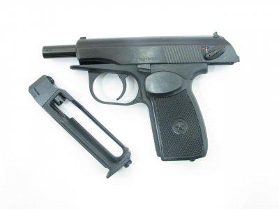 Пістолет пневматичний Байкал МР-654К 28 серія