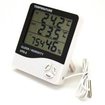 Термометр-гигрометр Digital HTC-2 (n034)