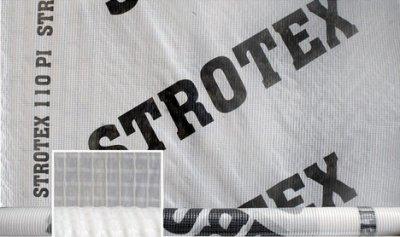 Пароизоляционная пленка Strotex 110 PI пароизоляция стротекс