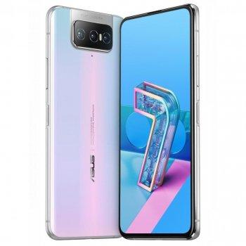 Мобільний телефон ASUS Zenfone 7 Pro 8/256GB White(ZS671KS)