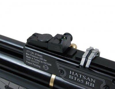 Пневматична гвинтівка Hatsan BT65-RB 380м/з 4,5 мм