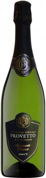 Вино игристое Felix Solis Provetto белое брют 0.75 л 10.5% (8410702039628)