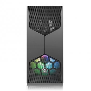 Корпус Thermaltake Commander G31 TG ARGB Mid-Tower Chassis Black (CA-1P1-00M1WN-00)