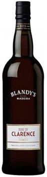 Мадера Blandy's 0.75 л біле солодке 19% (5010867600027)