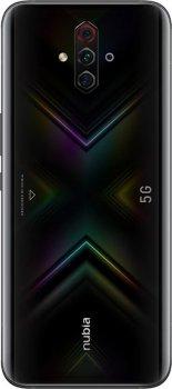 Мобильный телефон Nubia Play 5G 8/128GB Black