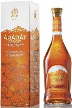 Напій алкогольний міцний ARARAT Apricot 0.5 л 35% (4850001005278)