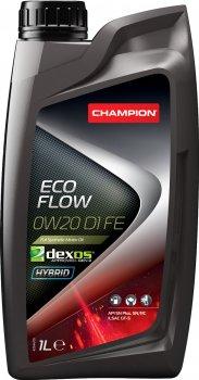 Моторна олива Champion ECO Flow 0W20 D1 FE 1 л (8234804)