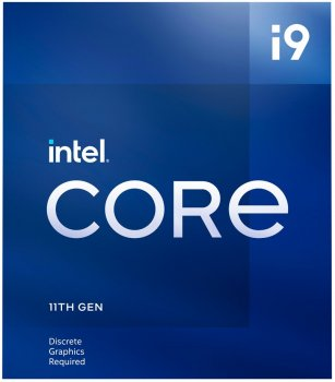 Процесор Intel Core i9-11900KF 3.5 GHz / 16 MB (BX8070811900KF) s1200 BOX