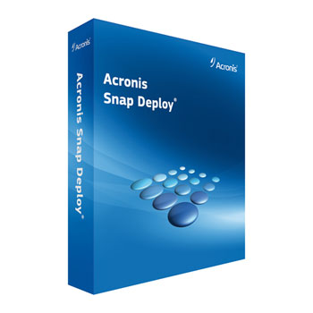Acronis Snap Deploy for Server Machine License (v5) incl. AAP ESD