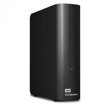 "Жорсткий диск WD 10TB 3.5"" USB 3.0, Elements Desktop (WDBWLG0100HBK-EESN)"
