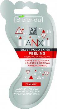 Крем-скраб для ног Bielenda Anx Podo Expert 10 г (5902169033552)