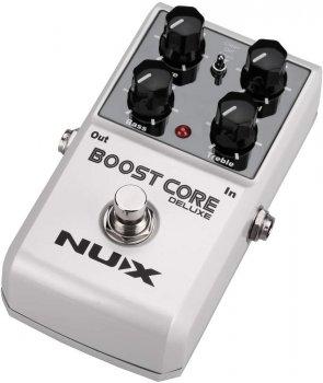Педаль эффектов NUX Boost Core Deluxe