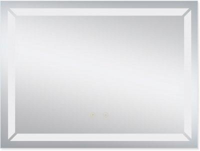 Зеркало QTAP Mideya с антизапотеванием (DC-B605) 800х600 QT2078B605W
