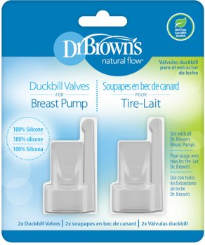Змінні клапани Dr. Brown's для молоковідсмоктувача 2 шт. (BF105)