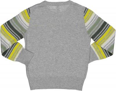 Джемпер Trybeyond 999767840048D Grey