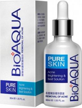 Сыворотка для лица Bioaqua Pure Skin Essence Универсальная Анти Акне 30 мл (6947790780726)