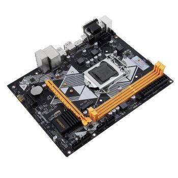 Материнська плата Huanan B75 (s1150, Intel B85, PCI-Ex16) M. 2 DVI/VGA/HDMI