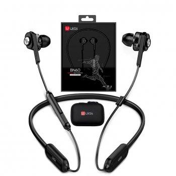 Bluetooth наушники с микрофоном UiiSii BN60 черные