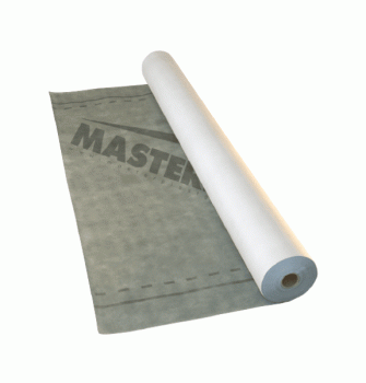 Супердиффузионная кровельная мембрана MasterMax 3 ECO 115 г. м.кв 75 м. кв. (15057)