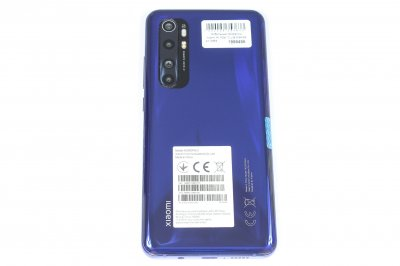 Мобільний телефон Xiaomi Mi Note 10 Lite 6/64GB 1000006353833 Б/У