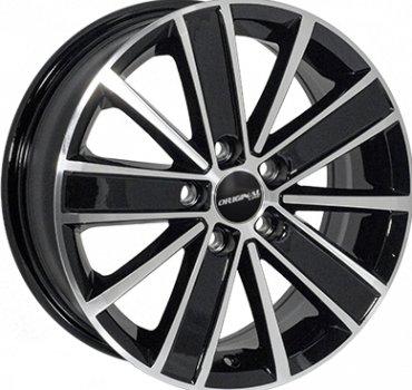 Zorat Wheels JH-A1319 BMF R15 W6 PCD5x100 ET40 DIA57.1 Black Full Machined