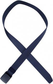 Мужской ремень Traum 8718-46 120 см Темно-синий (4820008718464)