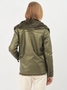 Куртка GUESS by Marciano smixb04800018 Оливковая