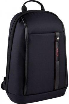 Рюкзак Kite City для хлопчиків 600 г 37.5x27x9 см 10 л Чорний (K21-2567S)