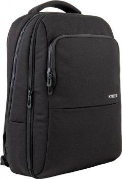 Рюкзак Kite City для хлопчиків 990 г 43.5x30x16 см 14.5-20 л Чорний (K21-2579L)