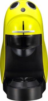 """Капсульная кофеварка Dolce Aroma """"LOLA-A"""" с системой Dolce Gusto желтая"""