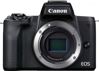 Фотоапарат Canon EOS M50 Mark II + 18-150 IS STM Kit Black (4728C044) Офіційна гарантія!