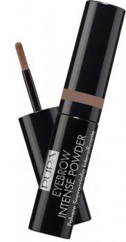Пудра для брів Pupa Eyebrow Intense Powder Intensifying №002 Brown 1 г (8011607282821)