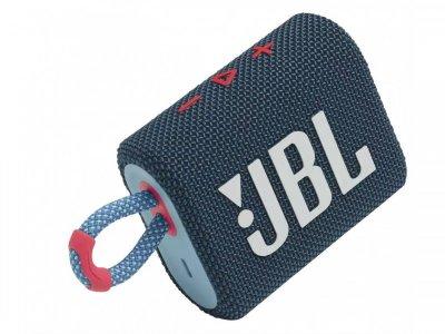 JBL Go 3 Blue Pink (JBLGO3BLUP) (F00230936)