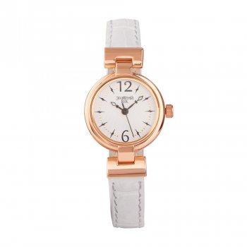 Кварцевые часы из красного золота 000137187