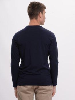 Лонгслів Calvin Klein Jeans 9366.1 Синій