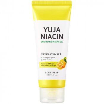 Пилинг-гель для осветления кожи лица Some By Mi Yuja Niacin Brightening Peeling Gel 120 мл (8809647391111)