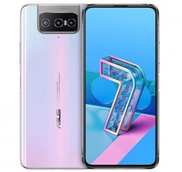 Мобильный телефон ASUS ZENFONE 7 8/128GB DUAL WHITE (ZS670KS)