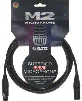 Кабель мікрофонний Klotz M2 Superior Microphone Cable 5 м (228279)