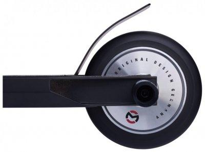Трюковий самокат Maraton Versa HIC з пегами та посиленою рамою (Чорний)