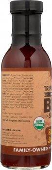 Органический соус барбекю Triple Crown Organic BBQ Hickory Bourbon с насыщенно пикантным вкусом 250 г (607353982405)