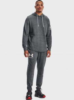 Спортивні штани Under Armour Ua Rival Terry Jogger-Gry 1361642-012 Сірі