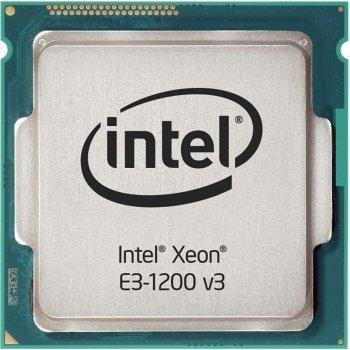 Процессор Intel Xeon E3-1220 v3 3.1GHz (8MB, Haswell, 80W, S1150) Tray (CM8064601467204)