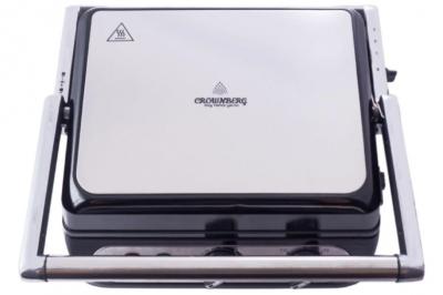Гриль електричний притискної Crownberg CB 1042 2000 Вт (зфк_СВ 1042)