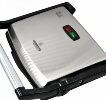 Гриль електричний притискної Crownberg CB-1045 2000 Вт (par_CB 1045)
