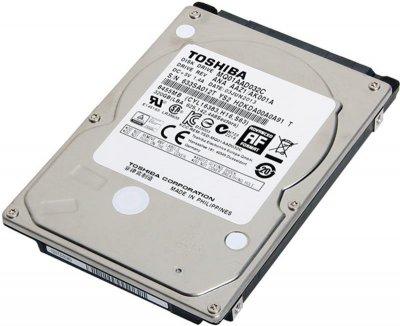 HDD 320GB SATA Toshiba 4200rpm 8MB (MQ01AAD032C)