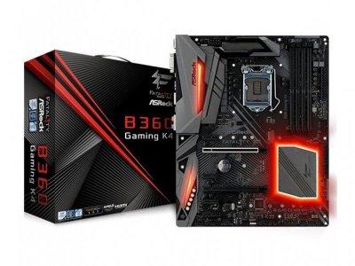 ASRock B360 Gaming K4 (B360 Gaming K4)