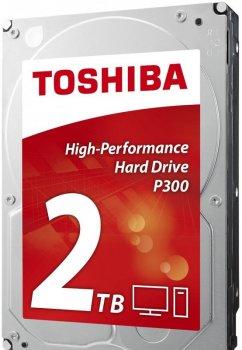 2TB TOSHIBA (HDWD120UZSVA)